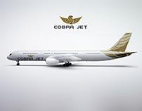 logo Cobra jet