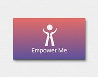 Empower Me - Branding