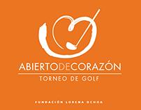 Abierto de Corazón, Torneo de golf Country Club