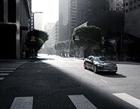 LA Cruising for Volvo   Paul Barshon