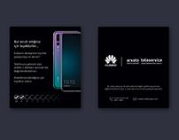Huawei Survey Card