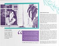 Diseño editorial: Biografías