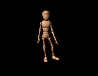 Animacja postaci - balans