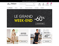 Home Page Anne Weyburn - La Redoute