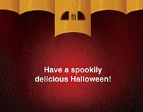 Mcd Halloween Social post