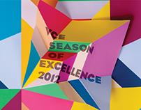 VCE Season of Excellence 2012