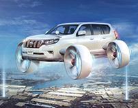 Flying Toyota