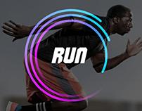 RUN app for running