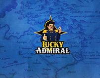 Lucky Admiral website