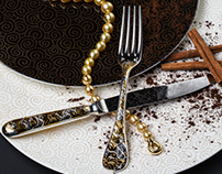 Dishes and Jewellery for Italdizain