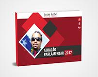 E-book Atuação Parlamentar 2017 Lucas Aribé