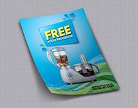 Single page Brochure