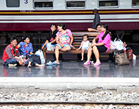 THAI RAILWAYS