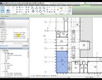 REVIT Auto Project Rooms Finishes Data populator