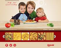 Samira Pasta website