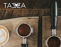 Tazza Logo Design