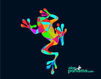 "Propuesta logo ""viewpanama"""