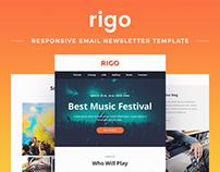 Rigo - Email Newsletter Template