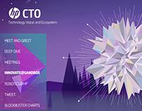 HP - CTO Web Page UI