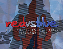 Red Vs Blue: the Chorus Trilogy Seasons 11-13 Steelbook