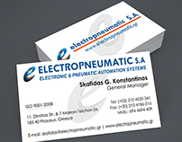 Electropneumatic S.A Business Cards