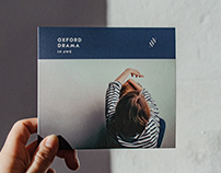 / OXFORD DRAMA / IN AWE / ART COVER & FUN STUFF