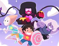 Steven Universe Fan Art.
