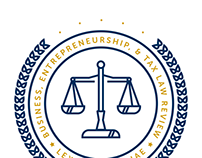 Business, Entrepreneurship, & Tax Law Review Seal