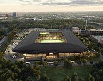Pictury + HNTB   Columbus Crew Stadium