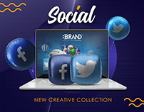 New Social Media Collection