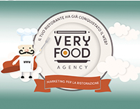 Very Food Agency - branding proposal