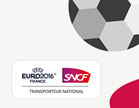 EURO 2016 - SNCF
