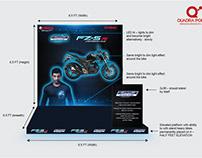 Yamaha FZ-S Setup Design