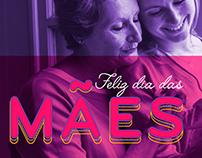 Campanha Dia das Mães - Flor da Festa