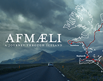 Afmæli: Journey in Iceland