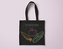 Food Company Bag