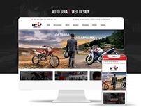 Moto Guia - Responsive Website