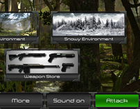 Hunting Game UI