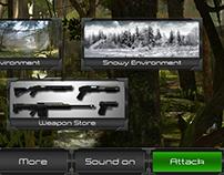 Hunting Game UI