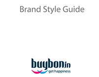 Buybon | branding & marketing material