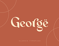 George - Classic Typeface