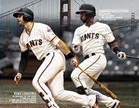 Evan Longoria & Andrew McCutchen: San Fransisco Giants