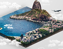 Welcome to Rio - Photo Manipulation