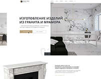 Website Design — Marble Studio
