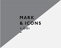 MARK & ICONS V.001