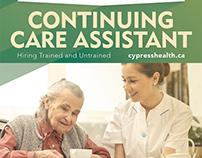 Cypress Health - CCA Campaign
