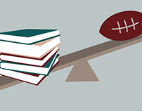 The Student-Athlete life: Balancing Academics AndSport