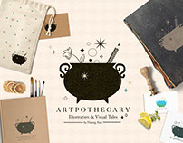 Branding & Identity: ARTPOTHECARY