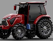 TYM Tractor Design