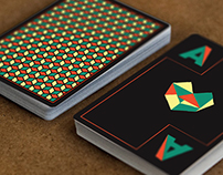 Polygraphic Playing Cards